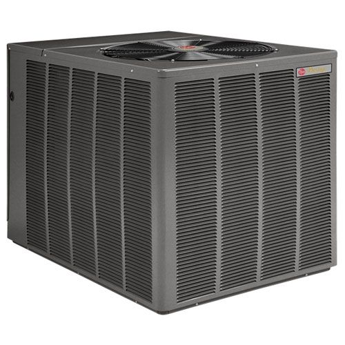 Central Air Conditioner Ratings And Reviews >> Rheem Central Air Conditioning Ac Unit Overview And Review