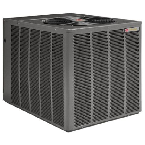 Rheem Central Air Conditioning AC Unit Overview And Review