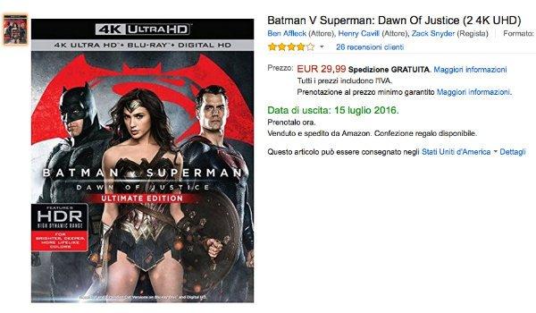 Blu ray release date