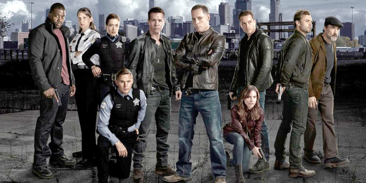 The Cast Of Chicago P.D. Promo Photo