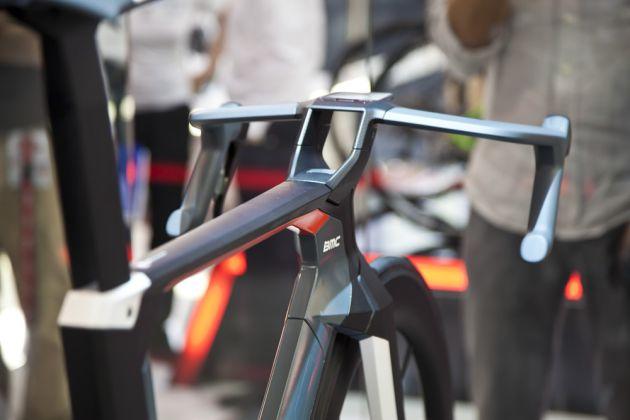 BMC unveilved a radical concept bike