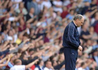 Soccer – FA Barclays Premiership – West Ham United v Tottenham Hotspur – Upton Park