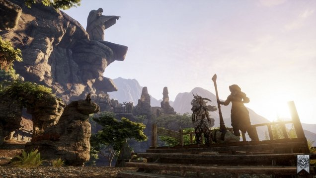 Dragon Age: Inquisition Single-Player DLC Jaws of Hakkon Launches #32649