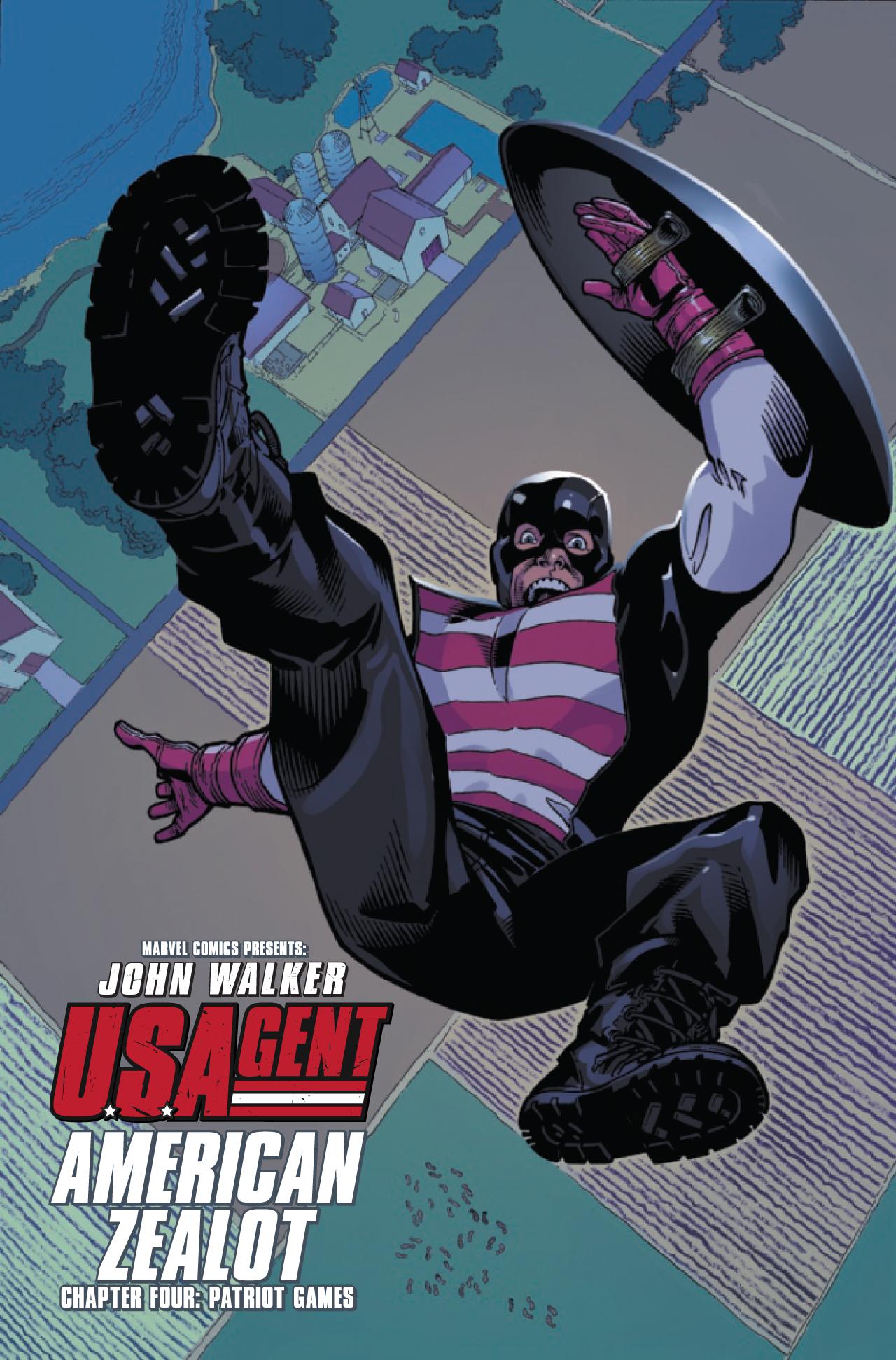 Agente estadounidense No. 4