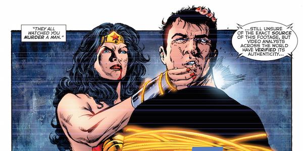Wonder Woman Max Lord