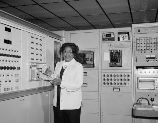 "Mary Jackson was one of the ""human computers"" portrayed in the film ""Hidden Figures."""