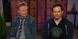 Conan O'Brien And Bill Hader Play God Of War In Hilarious Clueless Gamer