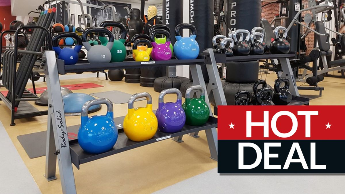 Where to buy kettlebell and home gym equipment online with home delivery – Updated daily