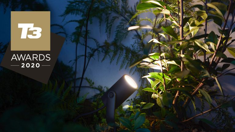 T3 Awards 2020: Philips Hue Lily is our top outdoor lighting
