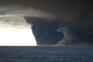 Grimsvotn eruption, Iceland