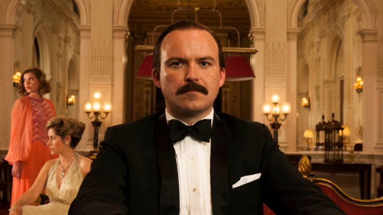 ITV's Lucan, Lord Lucan played by Rory Kinnear