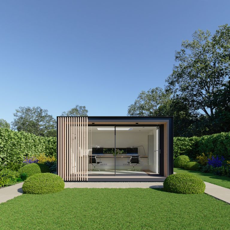 garden office ideas