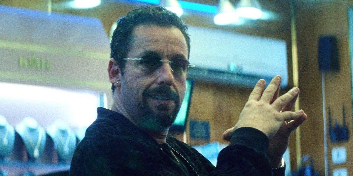 Adam Sandler as Howard Ratner in Uncut Gems