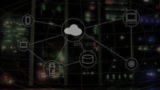 Cloud computing flow chart