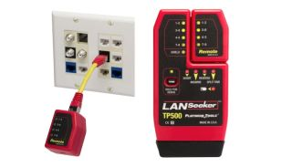Platinum Tools Ships LanSeeker Cable Tester