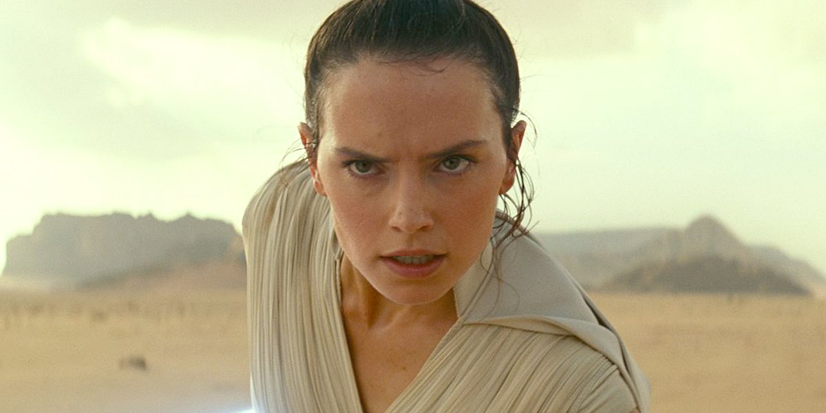 Rey S Parents Revealed J J Abrams Explains Lineage Choice In Star Wars Rise Of Skywalker Cinemablend