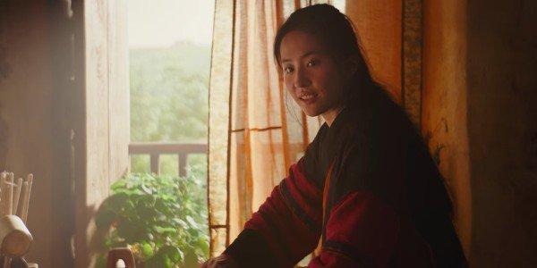 Liu Yifei - Mulan SCREENSHOT