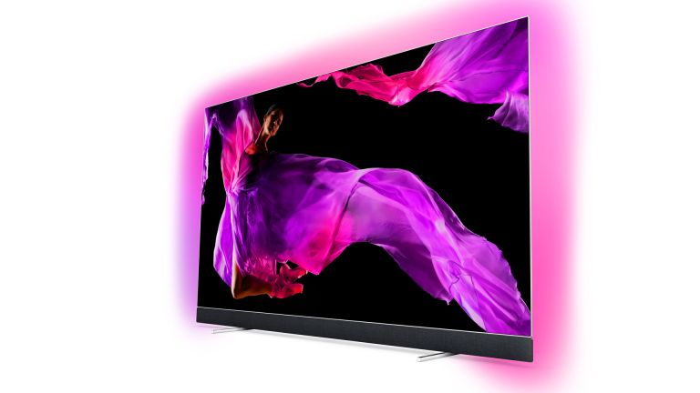 Philips 65-inch OLED903 - lifestyle