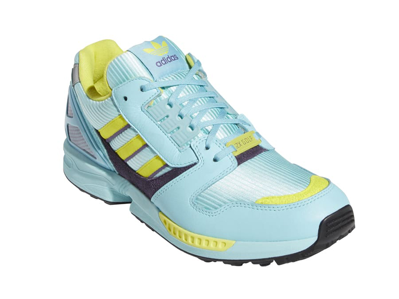 Adidas ZX 8000 Golf Shoe Revealed - Golf Monthly