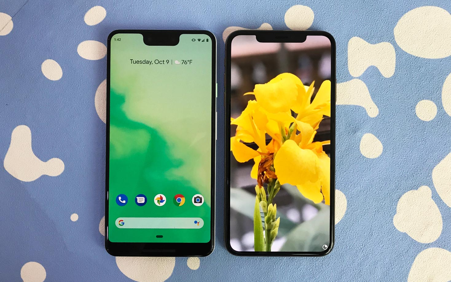 Pixel 3 XL vs  iPhone XS Max: Google's Big Phone Could Win