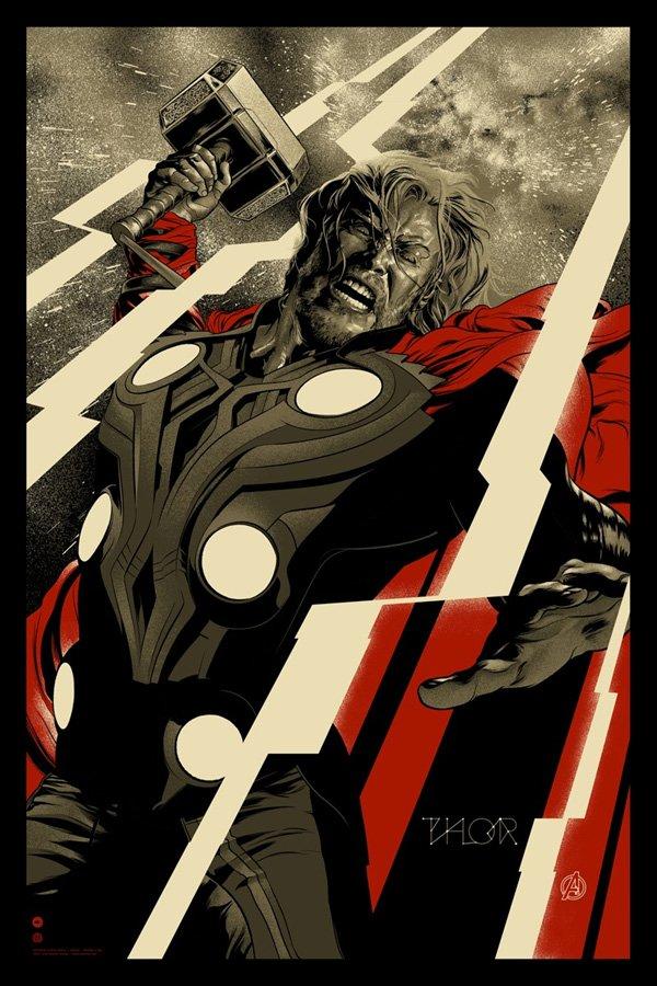 Thor Avengers Mondo