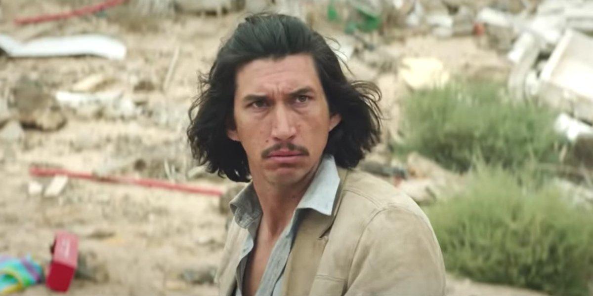 Adam Driver losing himself in The Man Who Killed Don Quixote