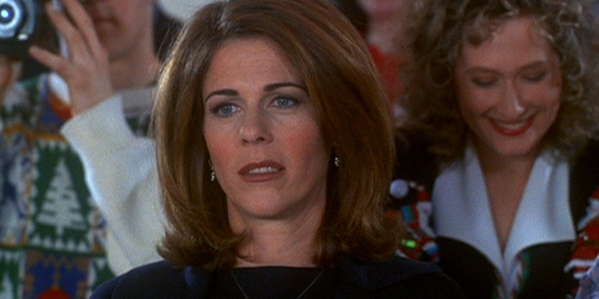 Rita Wilson in Jingle All the Way