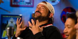 Kevin Smith Wants To Join A Marvel Movie But Not In The Way You Might Think