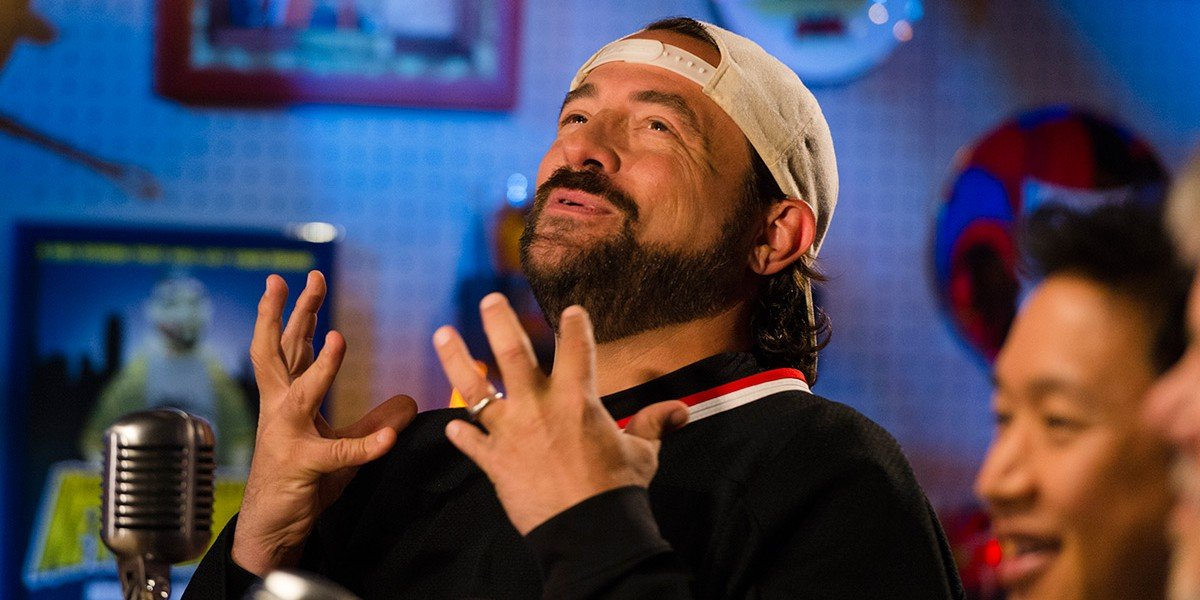 Kevin Smith on Comic Book Men (2018)