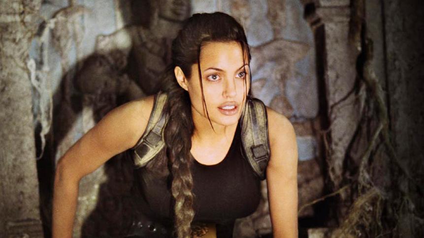 Image result for Lara Croft: Tomb Raider