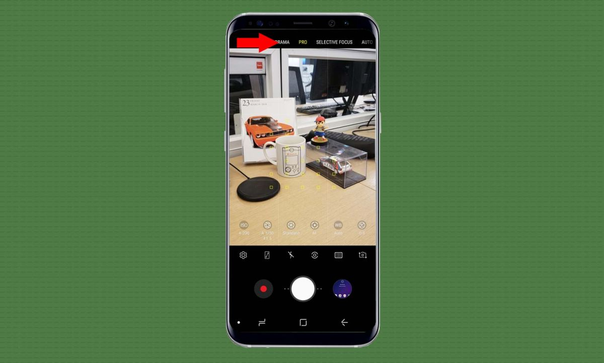How to Manually Adjust the Galaxy S9 Camera's Aperture   Tom's Guide