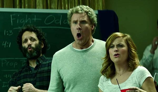 The House Will Ferrell Amy Poehler Jason Mantzoukas shocked