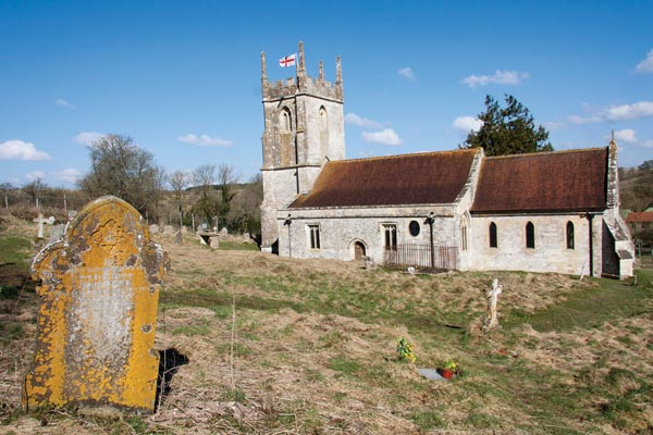 Imber ride, Wiltshire