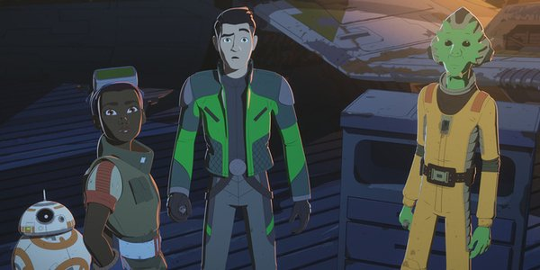 Why Star Wars Resistance Is Set Before The Force Awakens