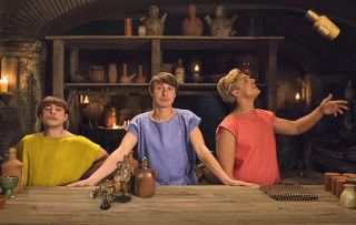 Tom Rosenthal: 'There's no point being in Plebs if you're not into being humiliated!'