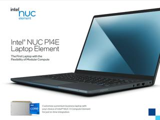 Intel NUC P14E Laptop