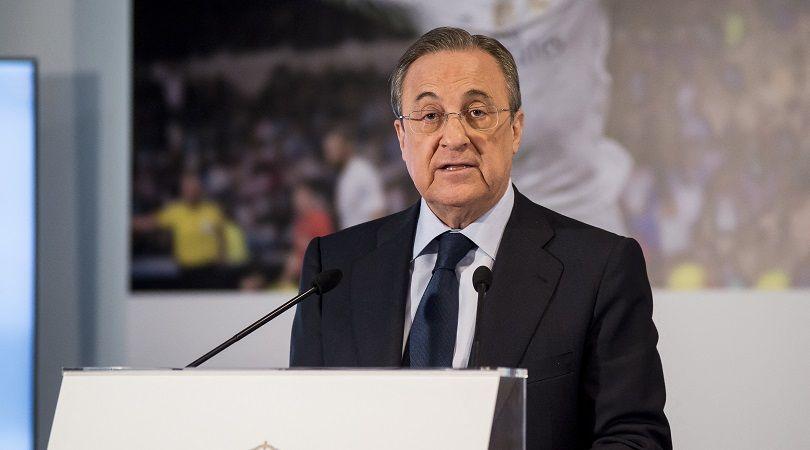 European Super League: Florentino Perez says one Premier League club was 'never convinced'