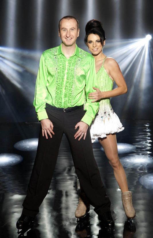 Dancing on Ice plagued by injury