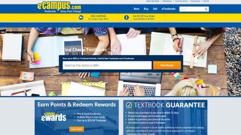 eCampus Textbooks review