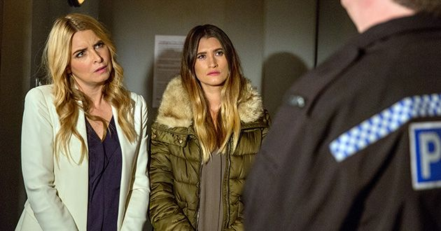 Debbie Dingle receives a phone call from the police asking to speak to her and Charity Dingle. Both are shocked when they arrive at the station. But why in Emmerdale