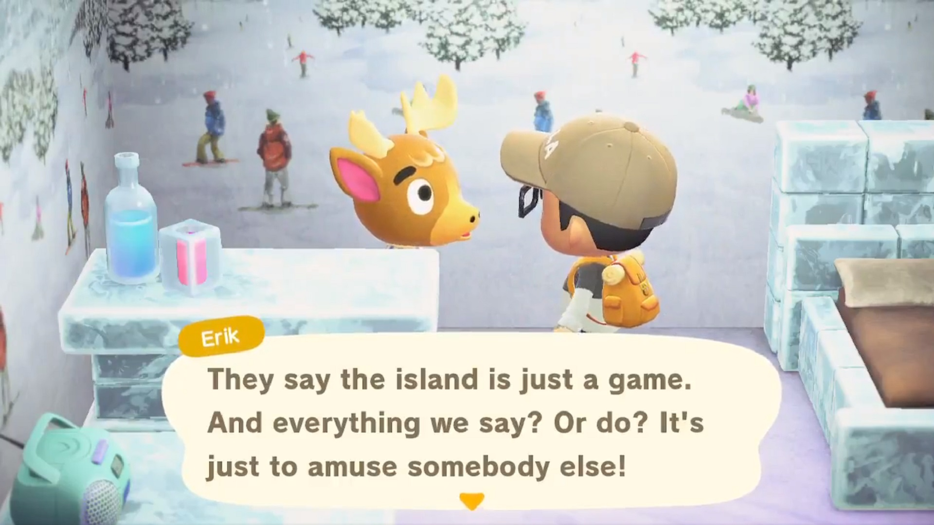 Animal Crossing New Horizons Villagers Are Becoming Self Aware