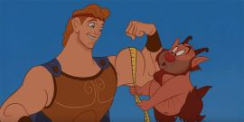 The Russo Brothers Offer Update on Disney's Live-Action Hercules Movie