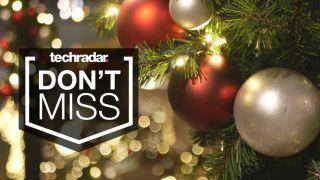 Christmas lights at Argos Black Friday