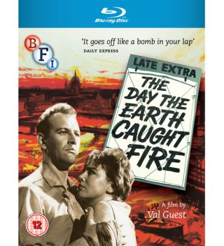 Day the Eath Caught Fire Blu-ray