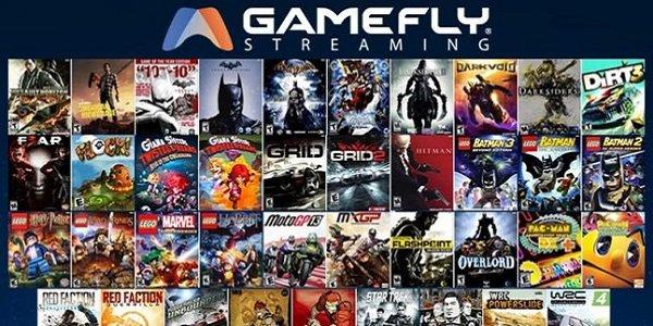 Gamefly streaming