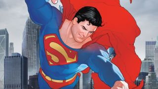 """Superman's iconic slogan gets an update to """"Truth, Justice, and a better tomorrow"""""""