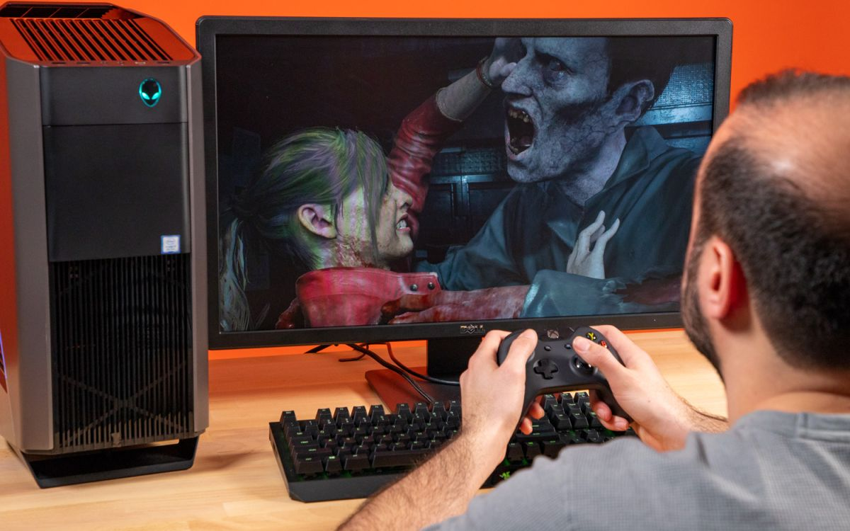 Alienware Aurora R8 Review: The Gaming PC King Gets RTX Power