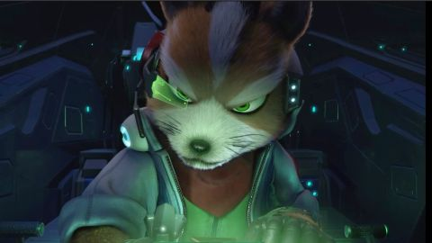Star Fox is Available in Starlink Exclusively On Nintendo Switch