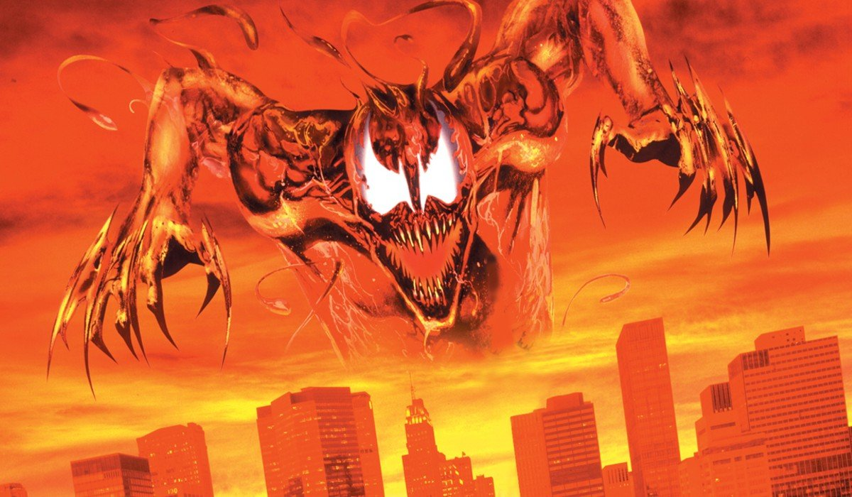 Maximum Carnage Marvel Comics