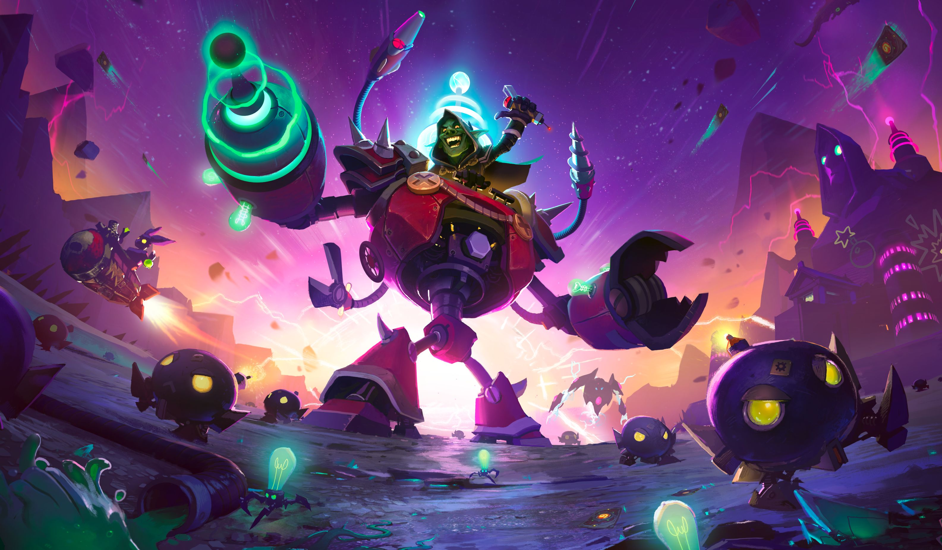 Why the hell hasn't Dr  Boom, Mad Genius been nerfed yet?   PC Gamer